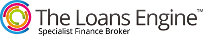 The Loans Engine logo